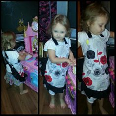 Size 3 apron