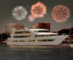 july 4th fireworks cruise dc