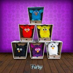 Castillo de Furby. #FurbyMola