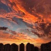 O céu de ontem sem n