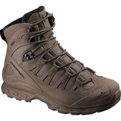 SALOMON FORCES QUEST 4D GTX Color: Burro Size: 11