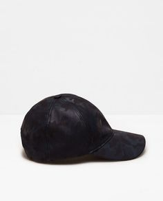 CAMOUFLAGE CAP from Zara
