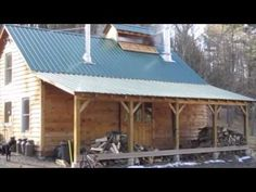Maple Syrup Production at the Sugar Shack