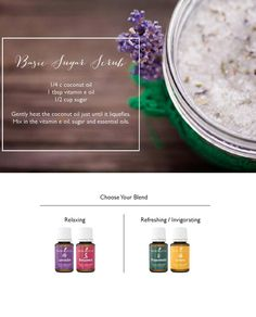 #ClippedOnIssuu from Young Living Essential Oils - Balms, Creams and Scrubs