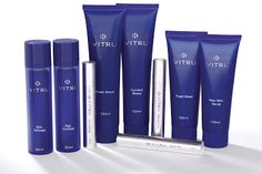 The VITRU range is an exciting combination of products designed for men to combat the everyday stresses caused by working long hours, late nights and urban pollution.