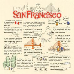 """this is going to be """"a day in san francisco with renee and franklin"""" pretty soon!"""