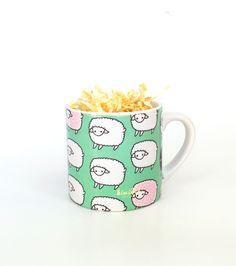 Cute Sheep Mug