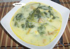 Stevia, Romanian Food, Cheeseburger Chowder, Delish, Vegetarian Recipes, Good Food, Cooking, Soups, Dan