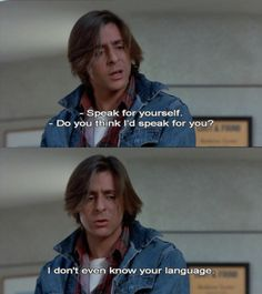 I definitely don't know your language... Wait...actually I do.... because I've studied all about it in mental health.