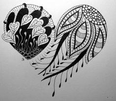 Doodles & Zantangles ☜♥☞