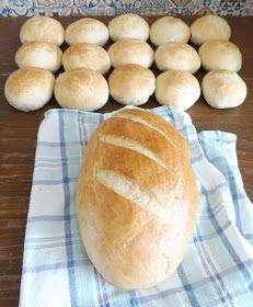 Bread Recipes, Recipies, Food And Drink, Menu, Yummy Food, Baking, Sweet, Sweets, Breads