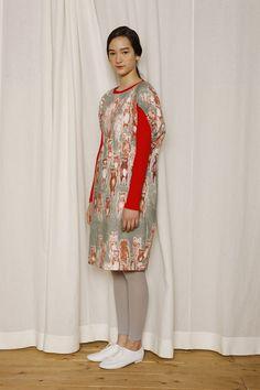 Mina Perhonen's dress