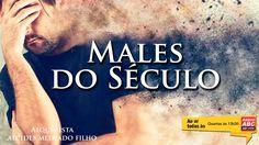 Alquimia - Males do Século - Alcides Melhado Filho - 15-06-2016 - Rádio ABC