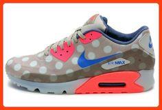 5d290190fb88 Nike Mens Air Max 90 Ice City Qs CLASSIC STONE HYPER PUNCH LIGHT BONE  667635-001 9 ( Partner Link)