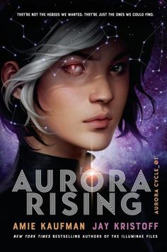 A graduate of Aurora Academy recruits a group of troublemakers for his first space mission and meets a girl out of time. (SERIES) YA KAUFMAN Amie #book #fiction #ya #sciencefiction #actionandadventure