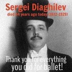 #ballet history