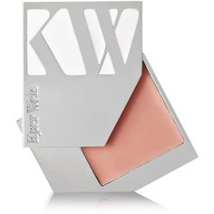 Kjaer Weis Cream Blush - Embrace featuring polyvore, beauty products, makeup, cheek makeup, blush, beauty, pink, pink blush, creme blush, rose blush and cream blush