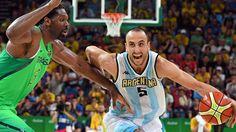 L'Argentine bat le Brésil après deux prolongations!