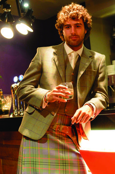 winter kilt | Kilts with a contemporary twist - Men's Fashion - How To Spend It
