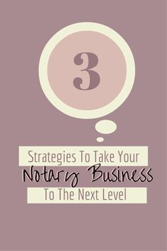"""There comes a time for all small business owners to determine if it's time to take it to the """"next level."""" Successful Notary entrepreneurs share strategies they have used to grow their businesses."""
