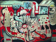 Jerzy Ruszczynski-outsider art fair