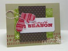 By Debbie Henderson, Debbie's Designs: CCMC-215!