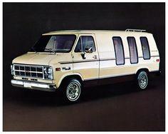 Chevrolet Van, Chevy Vans, 4x4 Van, Us Cars, Starcraft, Custom Vans, Gmc Trucks, Van Life, Motorhome