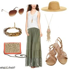 What the Frock? - Affordable Fashion Tips, Celebrity Looks for Less: What to Wear: to the Newport Folk Festival