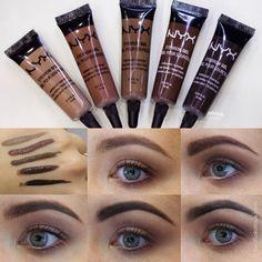nyx makeup eyebrows. pinterest: @claudiagabg · nyx makeupskin makeupmakeup stuffblonde eyebrow makeup eyebrows