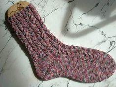Socken 'Rattlesnake' und andere Muster