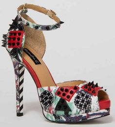 COLLECTION : Alejandra G Spring 2013 Footwear Collection ~ Glowlicious