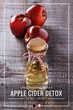 Revealing the ultimate guide to apple cider detox!