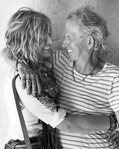 Keith & Patti - Still Married after all these years. Bruce Weber