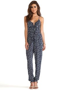 REVOLVE Mobile  I love this!!! Jump suits will be my go-to outfit this Spring and Summer. Playful, yet chic! You can dress it up or even wear the jumpsuit for a fun date night out.