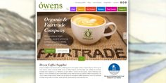 New Owens Coffee Website