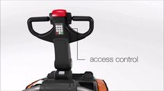 Transpaleta eléctrica Toyota BT Levio Serie P ganadora de premios de diseño