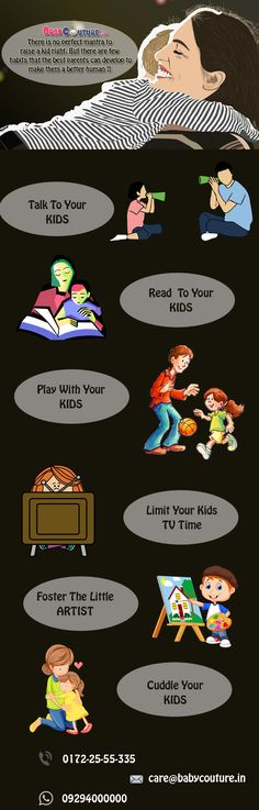 Habits For Highly Effective Parents