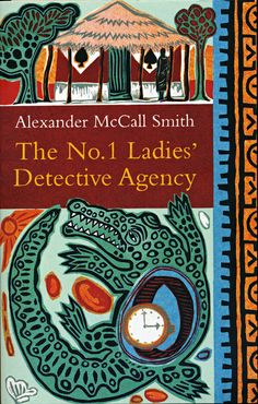 A delightful book, the first of a series, set in Botswana, about the warm, intelligent and gently philosophical Precious Ramotswe, Lady Detective, and her assistant , the slightly more acerbic Mma Makutsi. If you enjoy the first you will love them all.