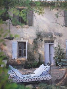 une maison en Provence…petit coin de rêverie