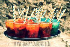 Gin-Mojito para el brindis de los novios #boda #cocktails. By Sarova Catering