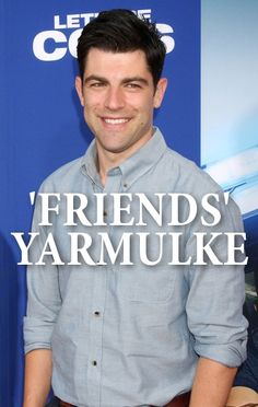 Max Greenfield came by Ellen to discuss New Girl, his work with Omaze and Chrysalis, and his new Friends yarmulke. He joked a lot about being shirtless. Ellen Degeneres Show, New Girl, New Friends, Make You Smile, Comedians, Girlfriends, Love Her, Hilarious