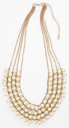 Love, love, love pearls.