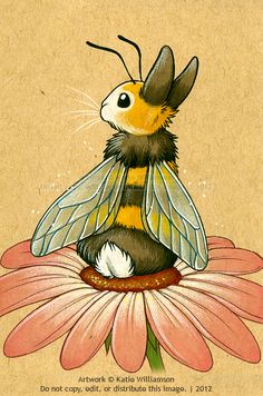 BumbleBunny. Katie Williamson
