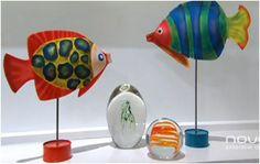 Preciosos peces tropicales para decorar la habitación de tu hijo/a
