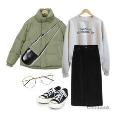 ファッション ファッション Si eres como yo, vives y respiras mod. Korean Winter Outfits, Fall Outfits, Frock Fashion, Fashion Outfits, Womens Fashion, Outfits For Teens, Stylish Outfits, Parisian Chic Style, Turtleneck T Shirt