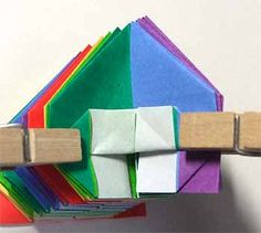 折り紙で動く花火の折り方!意外と簡単な作り方を紹介♪   セツの折り紙処