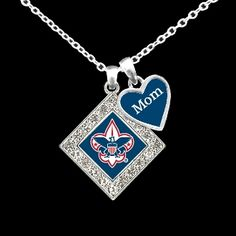 Custom Relationship Boy Scouts of America Necklace