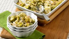 Tuna and Tortellini Casserole: This family-style dish combines saucy pasta with nutrient-rich tuna.