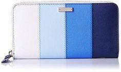 Amazing Blue Multicolor Wallet!
