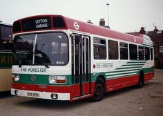 The second part of our trilogy relating to visitors to Beach Coach Station in the years 1987 and 1988 with photos kindly supplied by 'Reg Vardy' Great Yarmouth, London Bus, Bus Driver, Busses, February 2016, Public Transport, Coaches, Norfolk, Transportation